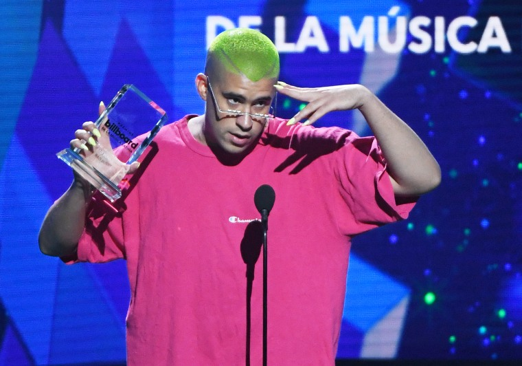 Bad Bunny is breaking from his European tour to protest Governor Ricardo Rosselló in Puerto Rico