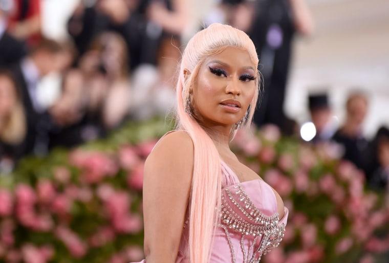 "Listen to Nicki Minaj remix Pop Smoke's ""Welcome To The Party"""