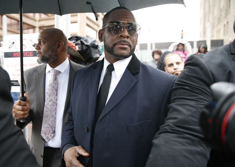 R. Kelly charged with 11 new counts of sexual assault and sexual abuse