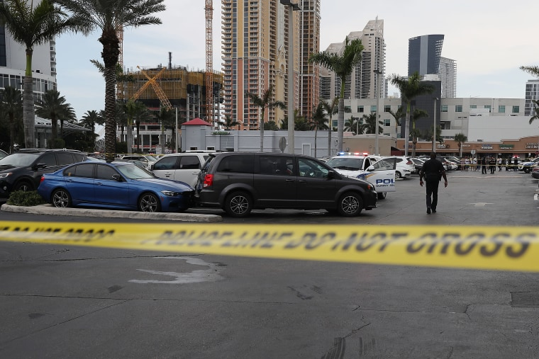 Police investigating whether three Miami-area shootings during Rolling Loud weekend are connected