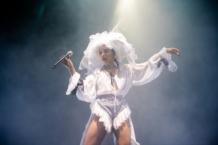 "Hear FKA twigs's new single, ""sad day."""
