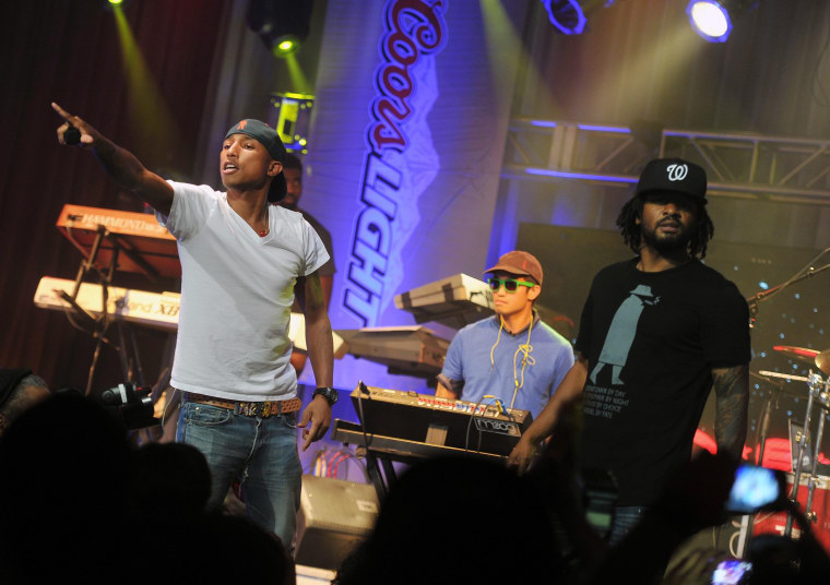Pharrell Says There Will Be Another N.E.R.D. Album