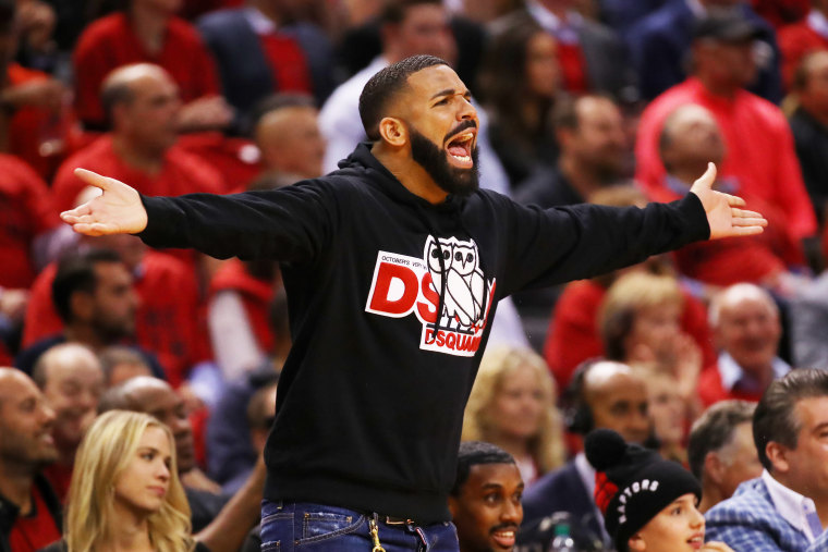 The NBA spoke with the Raptors about Drake's conduct