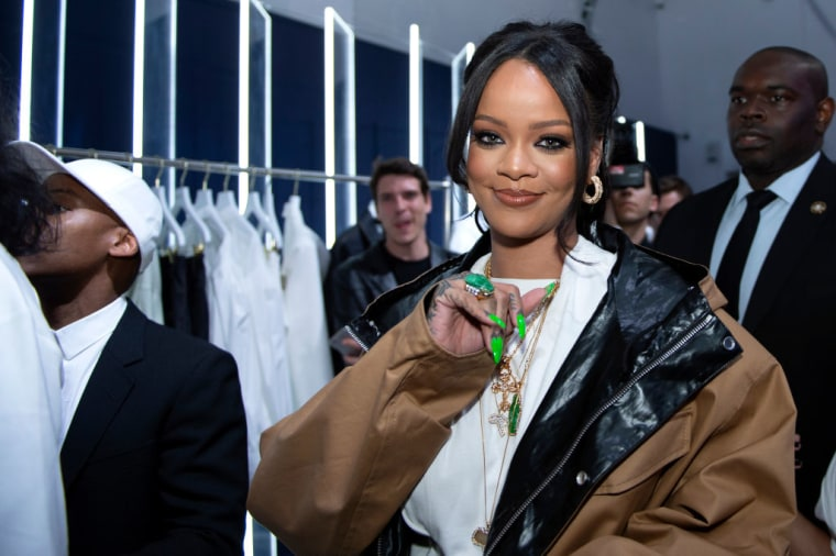 Rihanna discusses influence of 1960s 'Black Is Beautiful' movement as Fenty launches