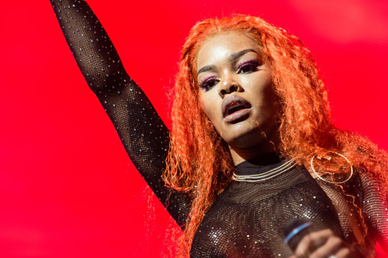 "Teyana Taylor shares new song ""How You Want It?"""