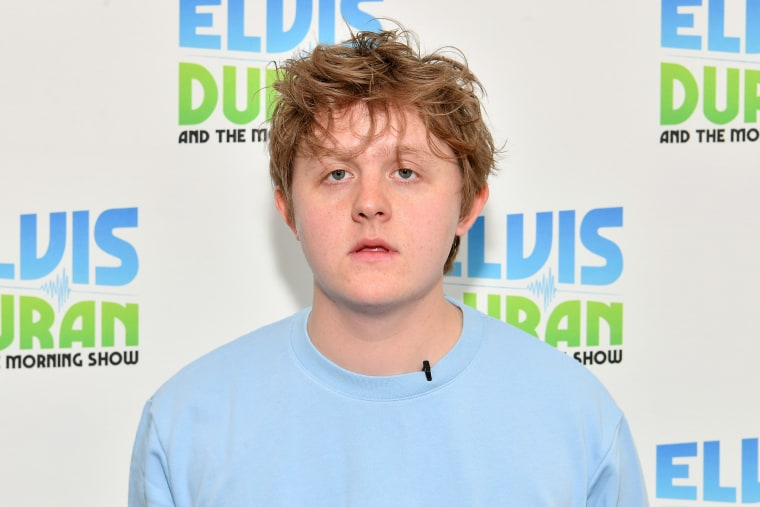 Who is Lewis Capaldi, the British pop star with the No. 1 song in America?