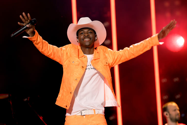 "On the middling <i>7</i>, Lil Nas X attempts to show he's more than ""Old Town Road"""