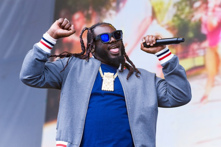 T-Pain cancels tour due to low ticket sales via delightful Instagram video