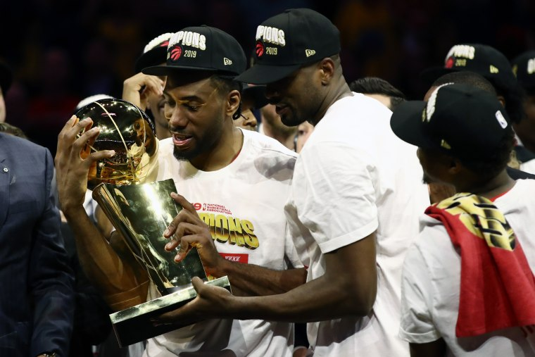 """Raptor Foot"""" is the dancehall soundtrack for the NBA's champion city"""