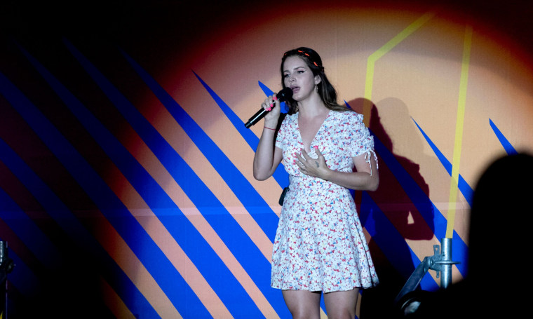 Watch the trailer for Lana Del Rey's new album <i>Norman Fucking Rockwell</i>