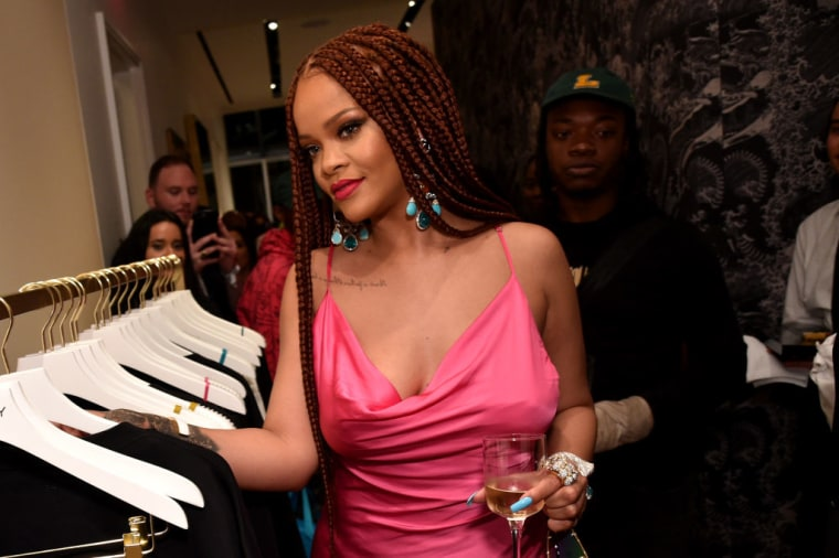 "Rihanna is trolling fans with a ""No More Music"" Fenty T-shirt"