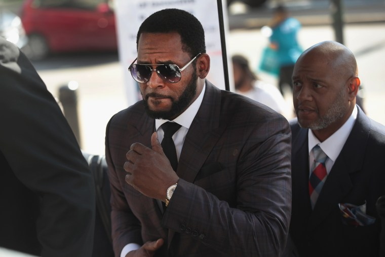 R. Kelly pleads not guilty to 13-count child pornography indictment