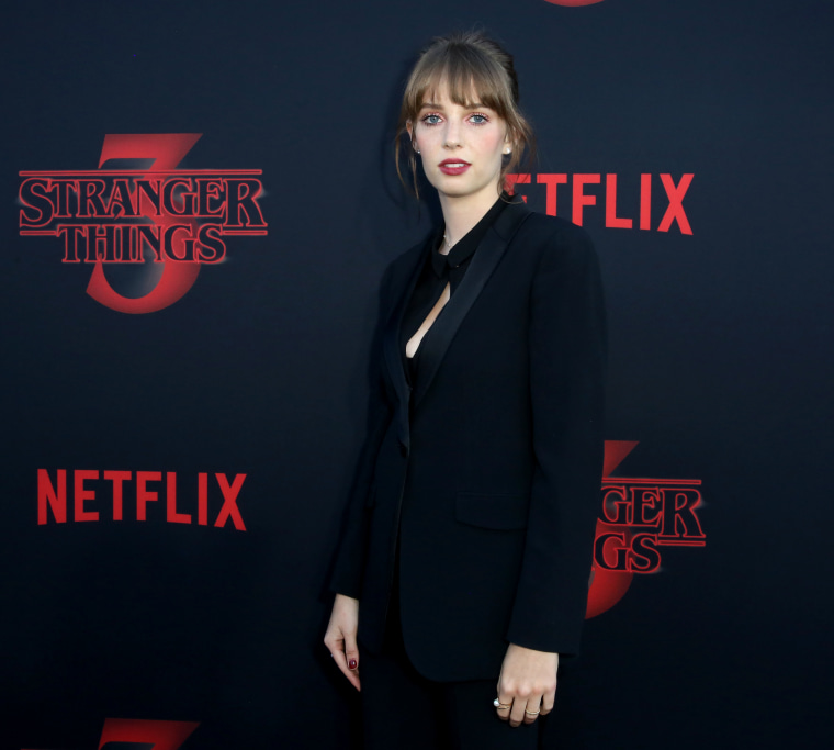 Listen to <i>Stranger Things</i> star Maya Hawke's debut singles