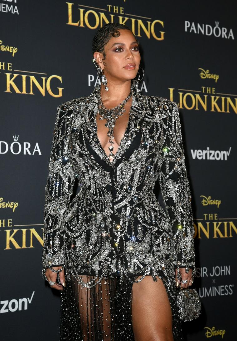 Beyoncé announces new <i>Lion King</i>-inspired compilation album