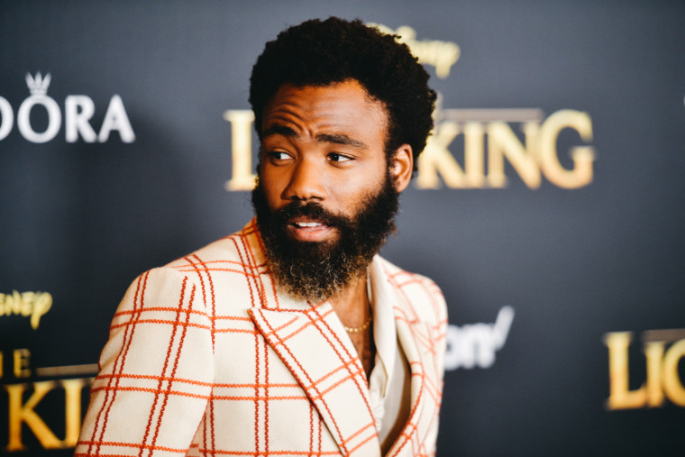 Donald Glover launches website countdown
