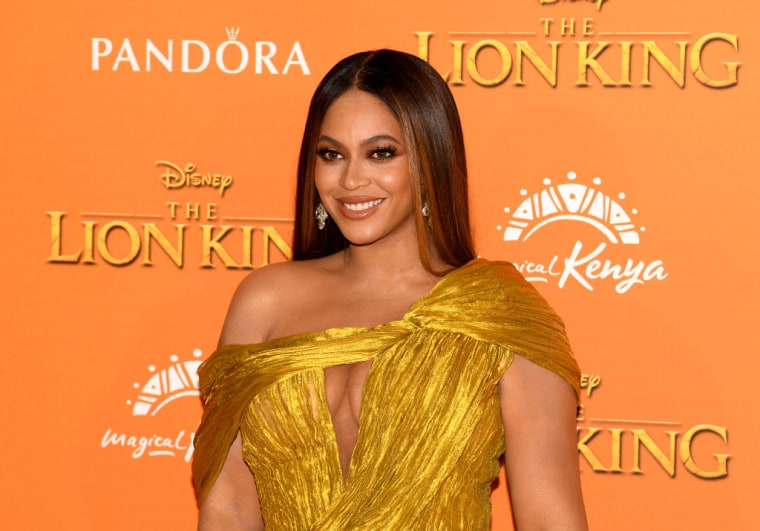 Beyoncé's <I>Lion King</i> album features Kendrick Lamar, Childish Gambino, Tierra Whack, and more