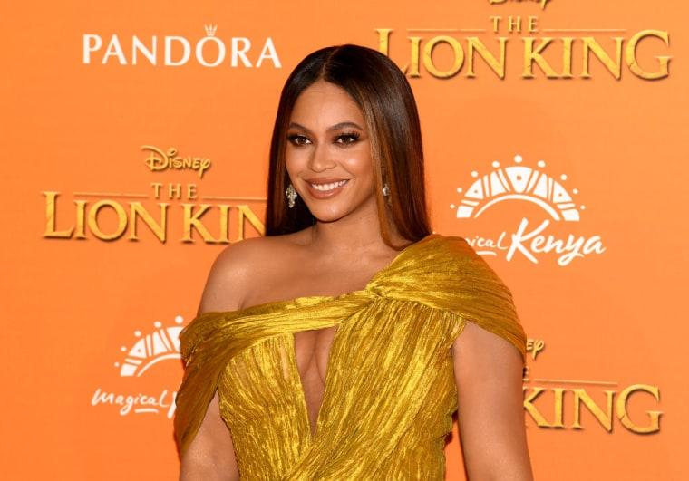 Beyoncé's <I>Lion King</i> album features Kendrick Lamar, Childish Gambino, Tierra Whack, and more