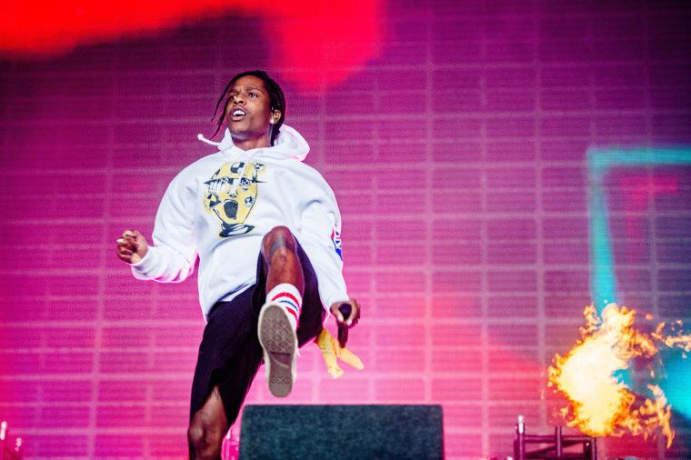 Swedish prosecutors will not appeal A$AP Rocky's sentence