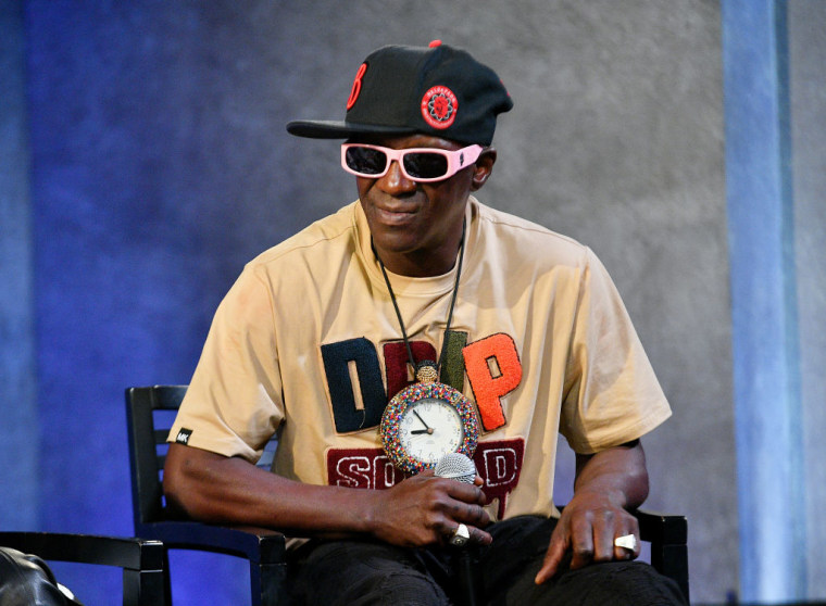 Public Enemy say Flavor Flav was not fired over Bernie Sanders row