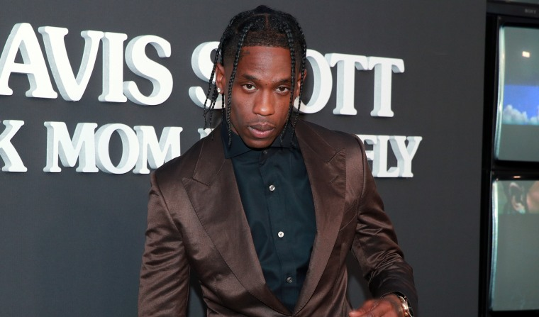 "Travis Scott drops free ""Highest In The Room"" merch in honor of chart placement"