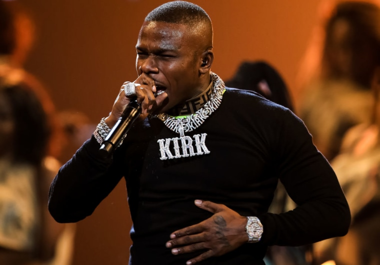 DaBaby: US rap star arrested on gun charges