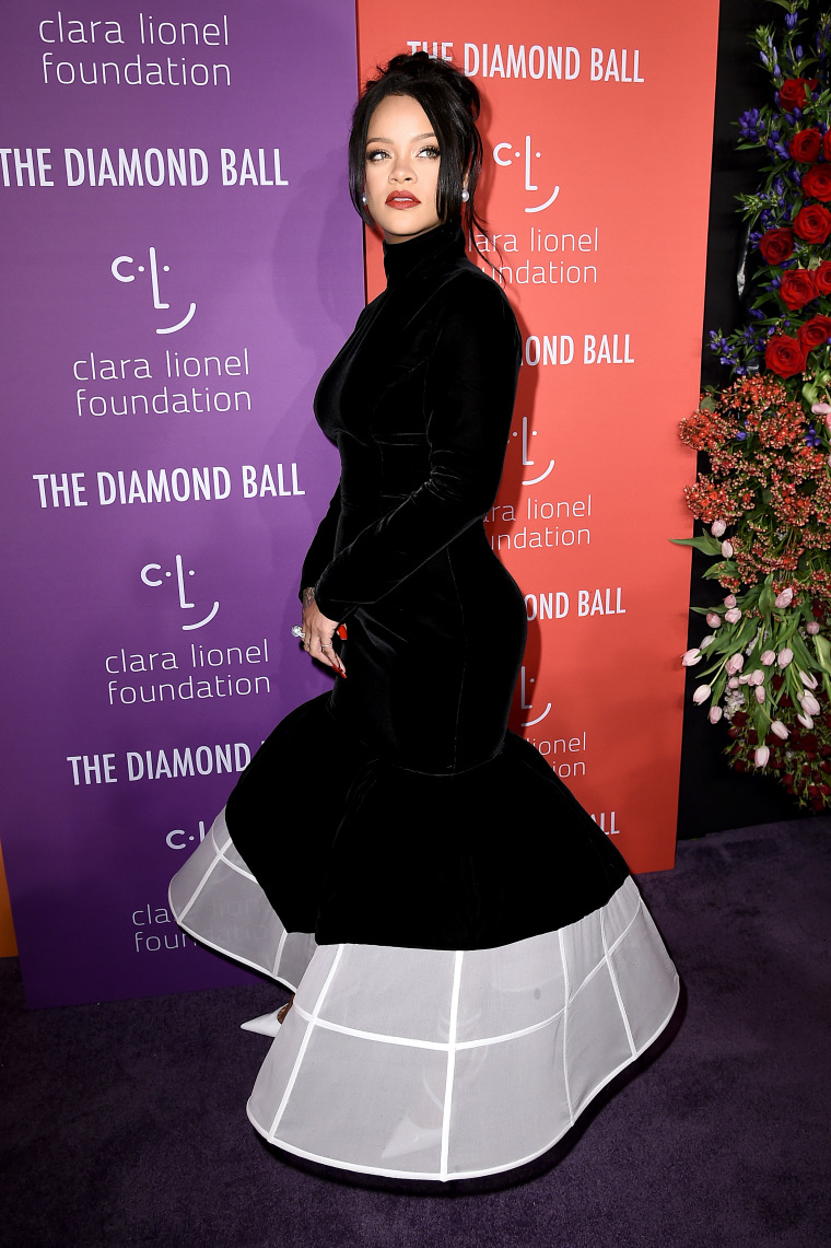 The best looks from Rihanna's 5th Annual Diamond Ball
