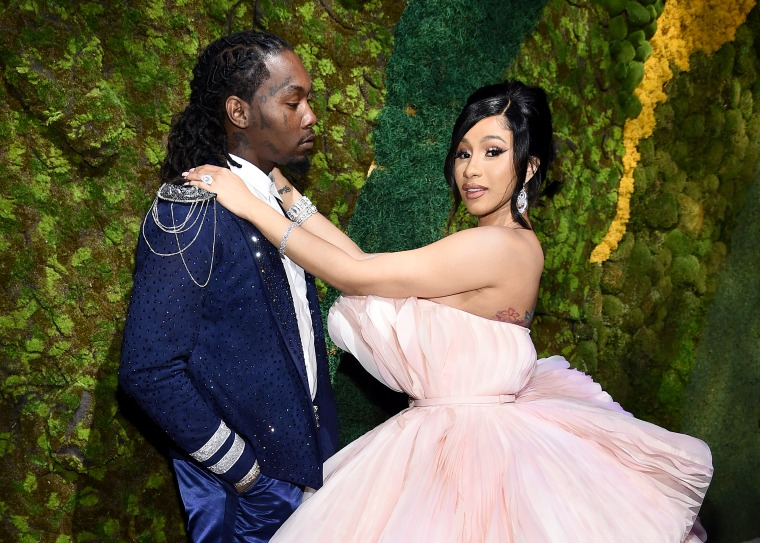 Report: Cardi B and Offset's divorce has been officially canceled