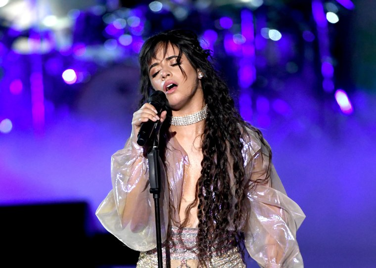 "Hear Camila Cabello's new single ""Cry For Me"""