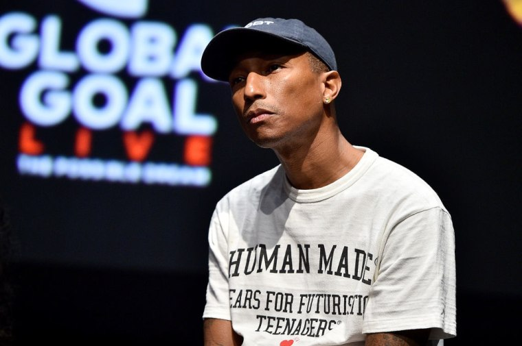 Pharrell shares first details of new Netflix show <I>Voices of Fire</i>