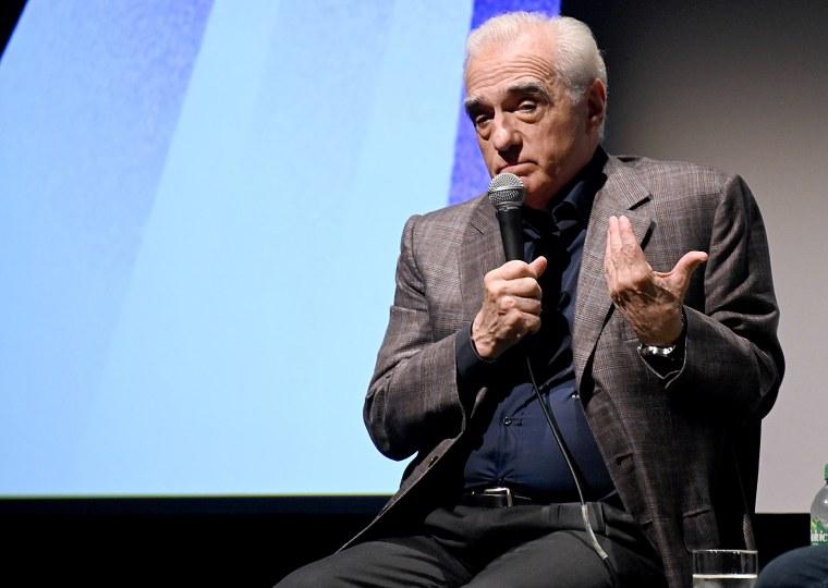 "Martin Scorsese says Marvel movies are ""not cinema"""