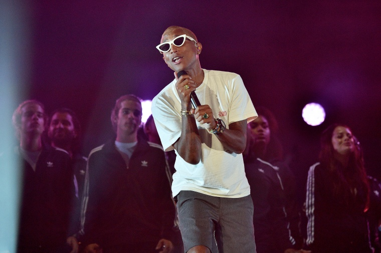 Pharrell Williams and Soundcloud plot new compilation album for emerging artists
