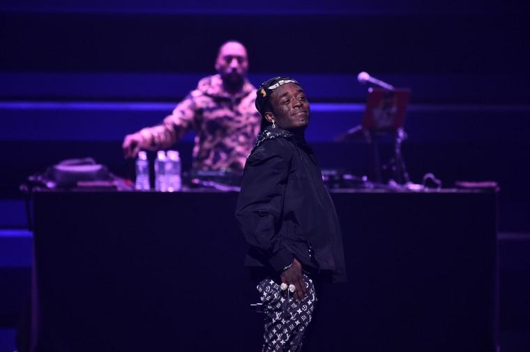 Lil Uzi Vert has 22 songs on the Billboard Hot 100