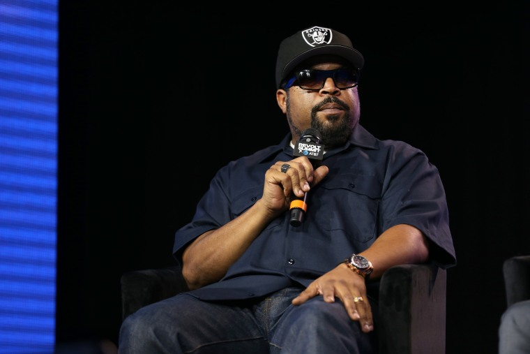 Ice Cube actually thinks Donald Trump can be pressured to close the racial income gap