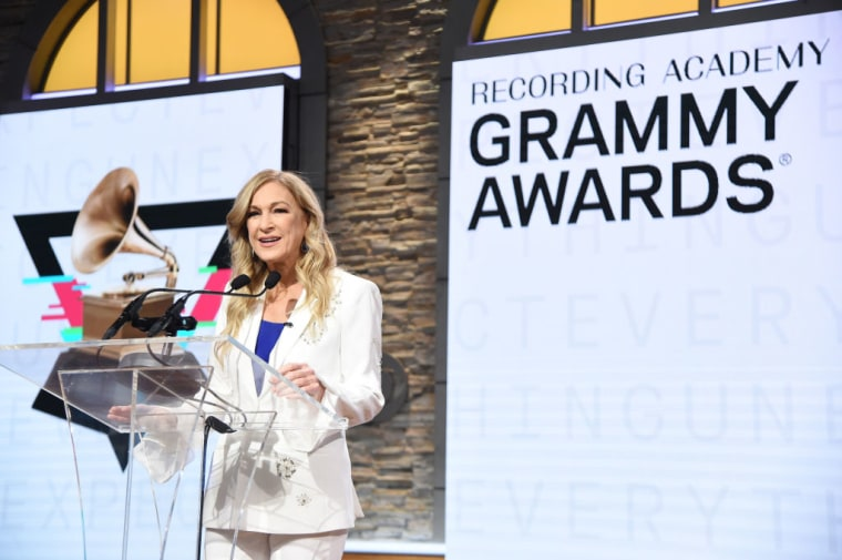 Grammys boss Deborah Dugan placed on administrative leave following misconduct allegation