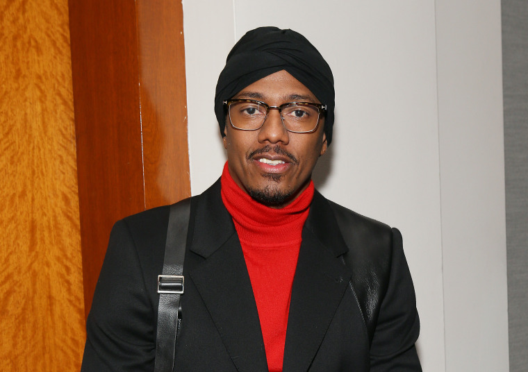 Nick Cannon takes break from radio show amid backlash for anti-Semitic comments