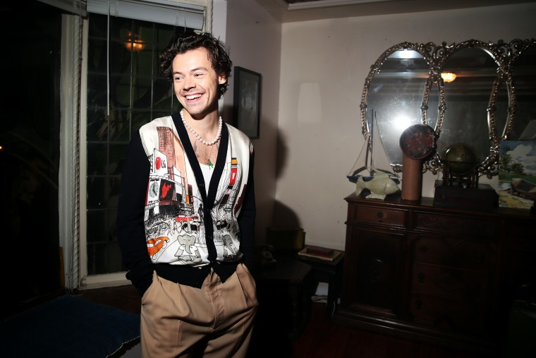The first No. 1 album of the 2020s is Harry Styles' <i>Fine Line</i>