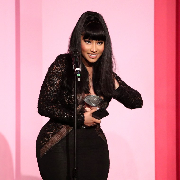 Nicki Minaj gives update on forthcoming album, shares snippet of new single