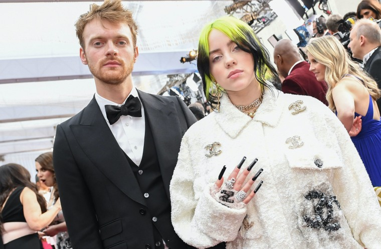 Watch Billie Eilish and Finneas cover The Beatles at the 2020 Oscars