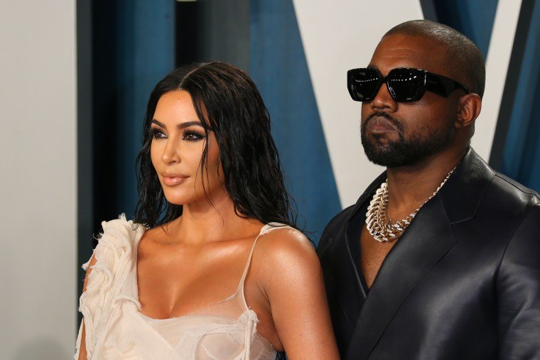 "Kim Kardashian asks for ""grace"" in statement on Kanye West's mental health"