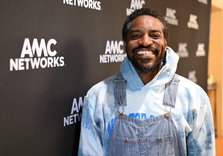 """Here is André 3000's recipe for """"Quick Lil' Apple Pie"""""""