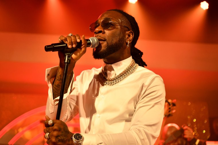 Burna Boy shares details about new album, <i>Twice as Tall</i>