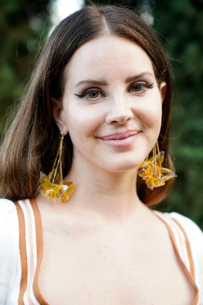 Lana Del Rey shares poetry audiobook <I>Violet Bent Backwards Over The Grass</i>