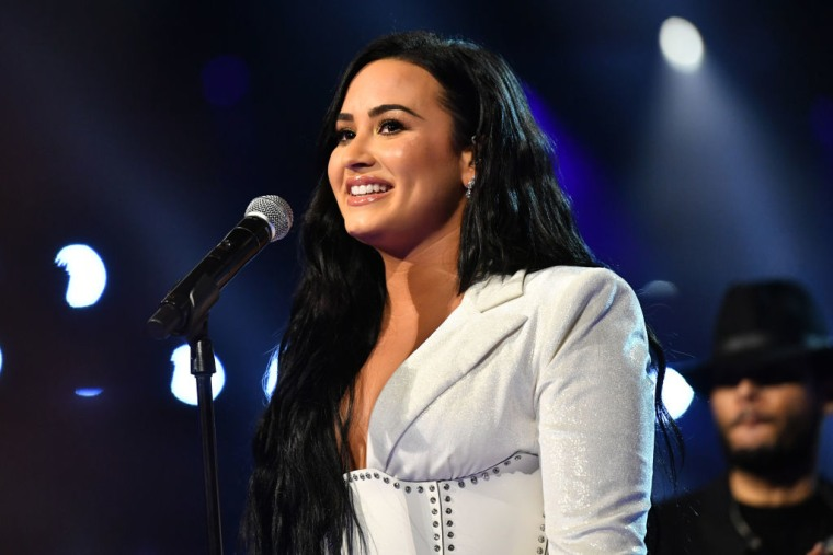 "Demi Lovato returns with new song ""Anyone"""