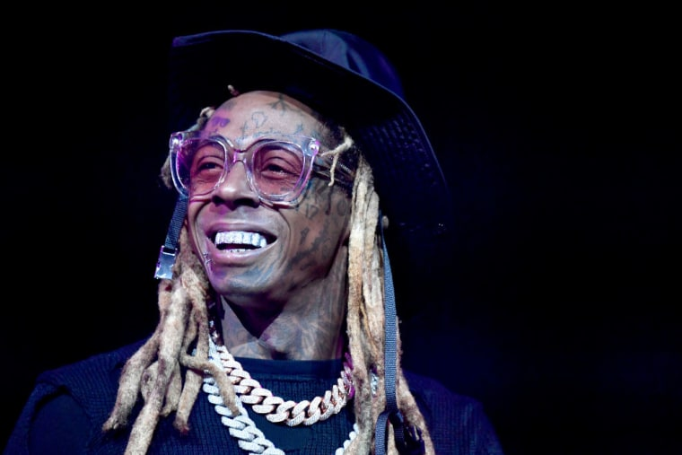 "Lil Wayne shares new song ""Ain't Got Time"" following Trump pardon"