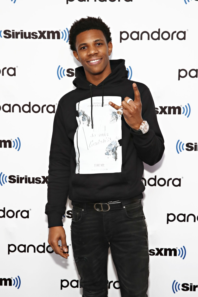 A Boogie wit da Hoodie arrested on drug, weapons charges