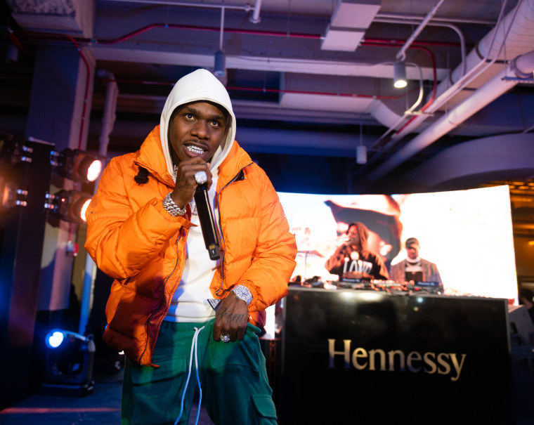 Report: DaBaby sued by woman he allegedly slapped