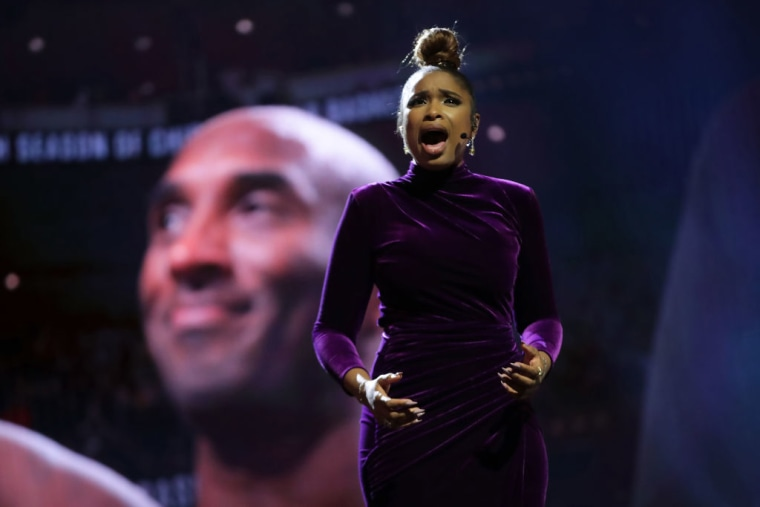 Dr. Dre, Jennifer Hudson share musical tributes to Kobe Bryant