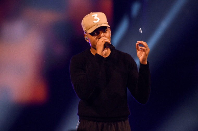 Chance The Rapper sues former manager for over $3 million