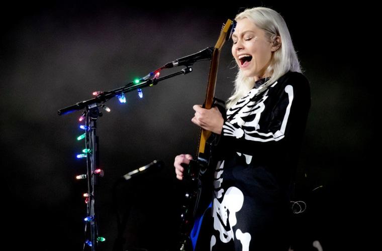 "Phoebe Bridgers shares Glitch Gum, Bartees Strange, and The Marias ""Kyoto"" remixes"