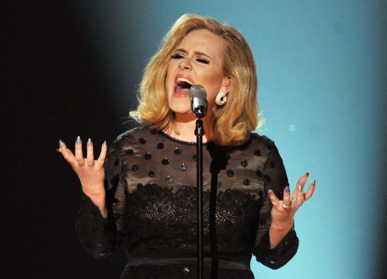 Here Are The First Week Sales For Adele's <i>25</i>